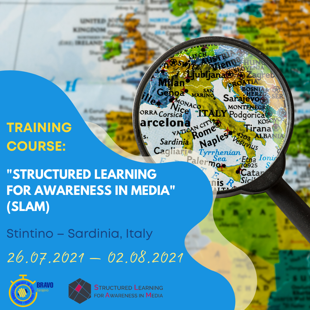 """TC: """"Structured Learning for Awareness in Media"""" (SLAM)"""